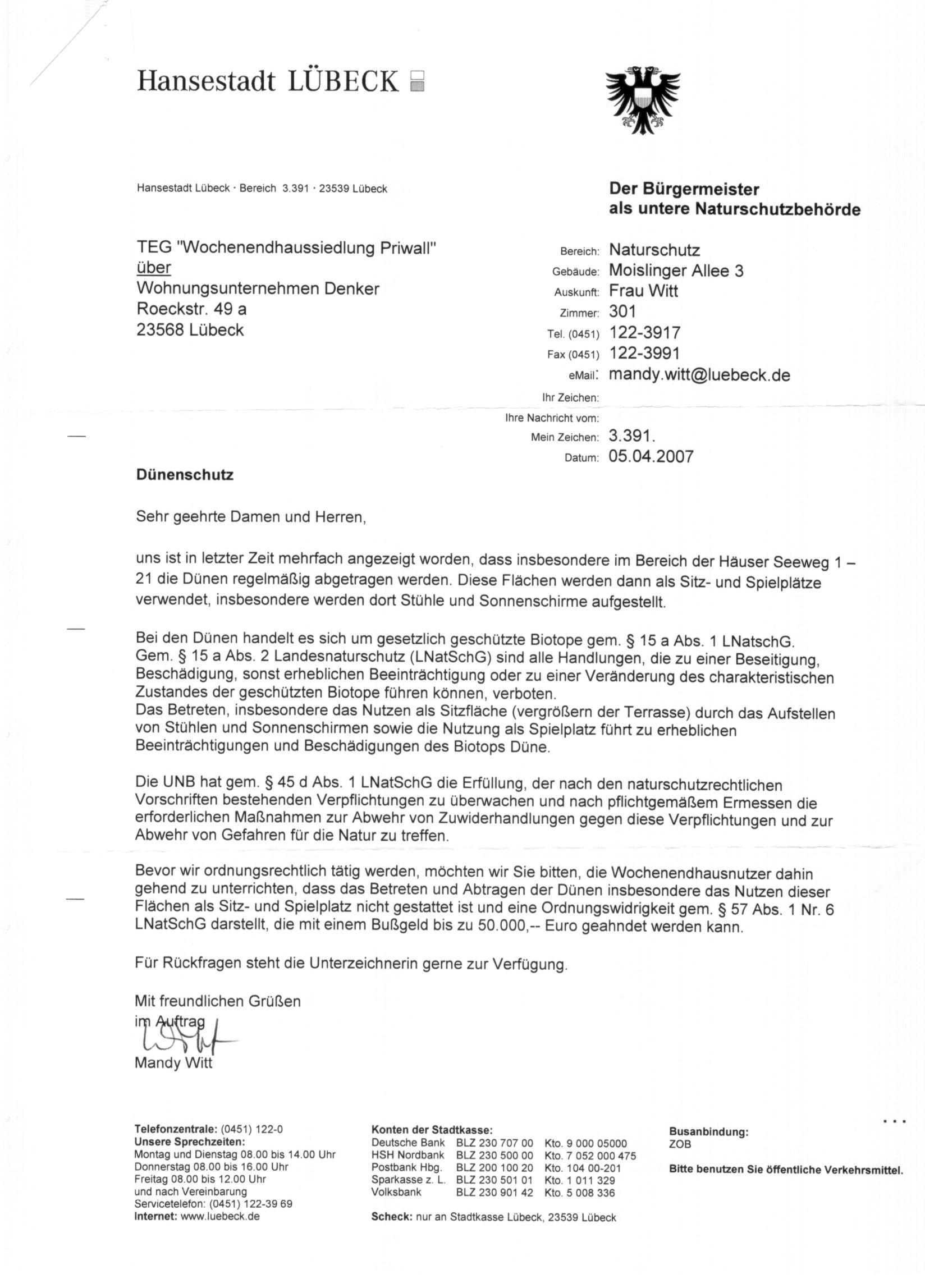 15507 - Protokoll Eigentumerversammlung Muster